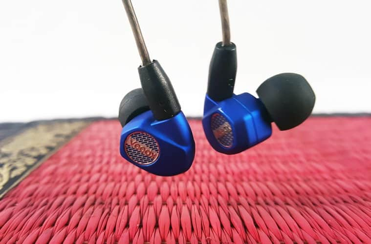 Veedix NC50 earphone review