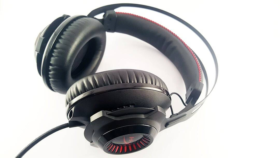Review Kingston Hyperx Cloud Revolver Gaming Headset