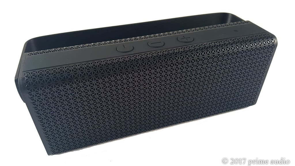 Bluetooth speaker review