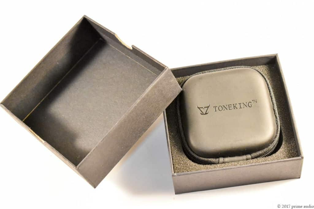 Toneking nine tail open box