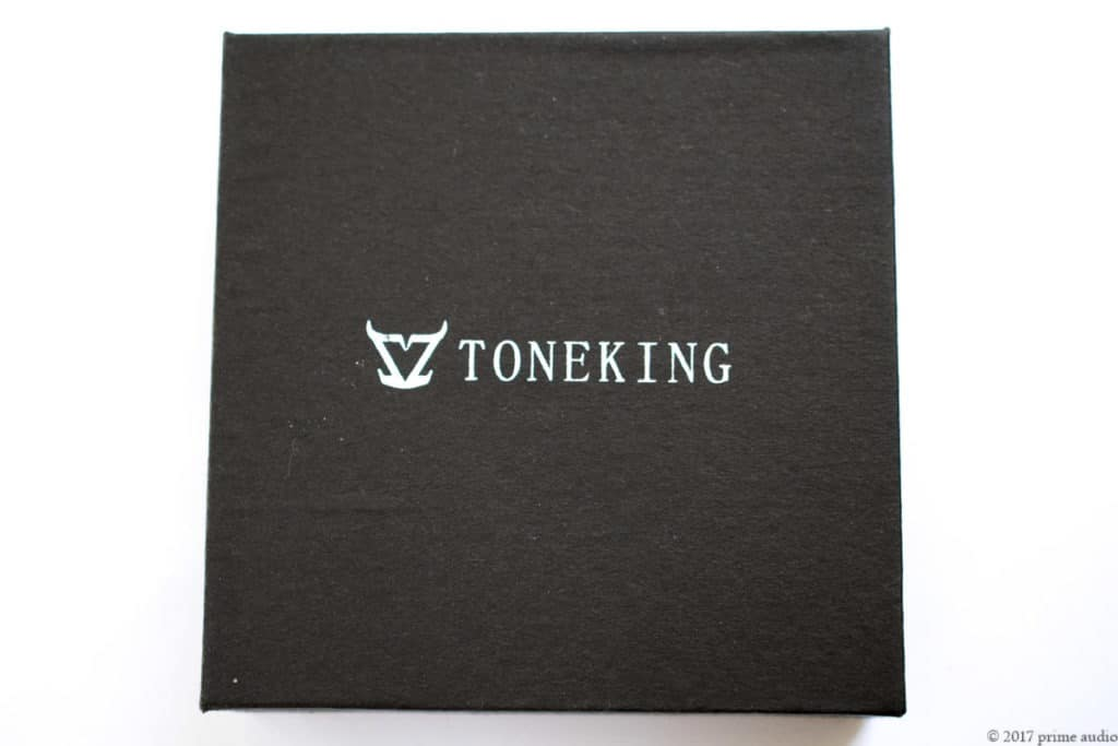 Toneking nine tail box
