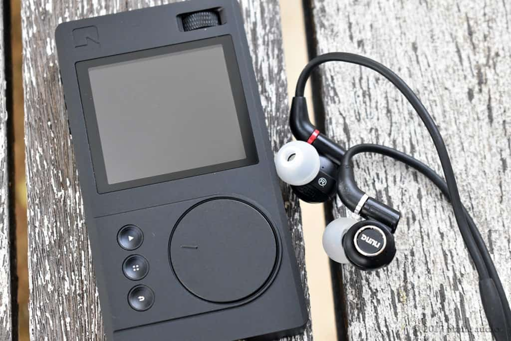 ATC HDA-DP20 with DUNU IEM