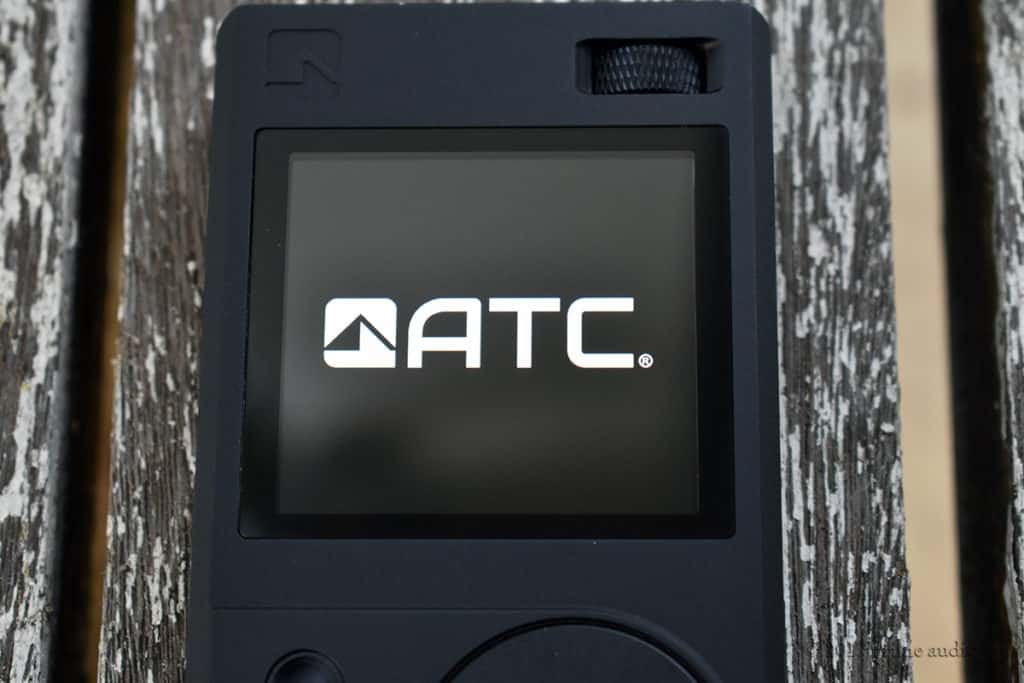 ATC HDA-DP20 boot screen