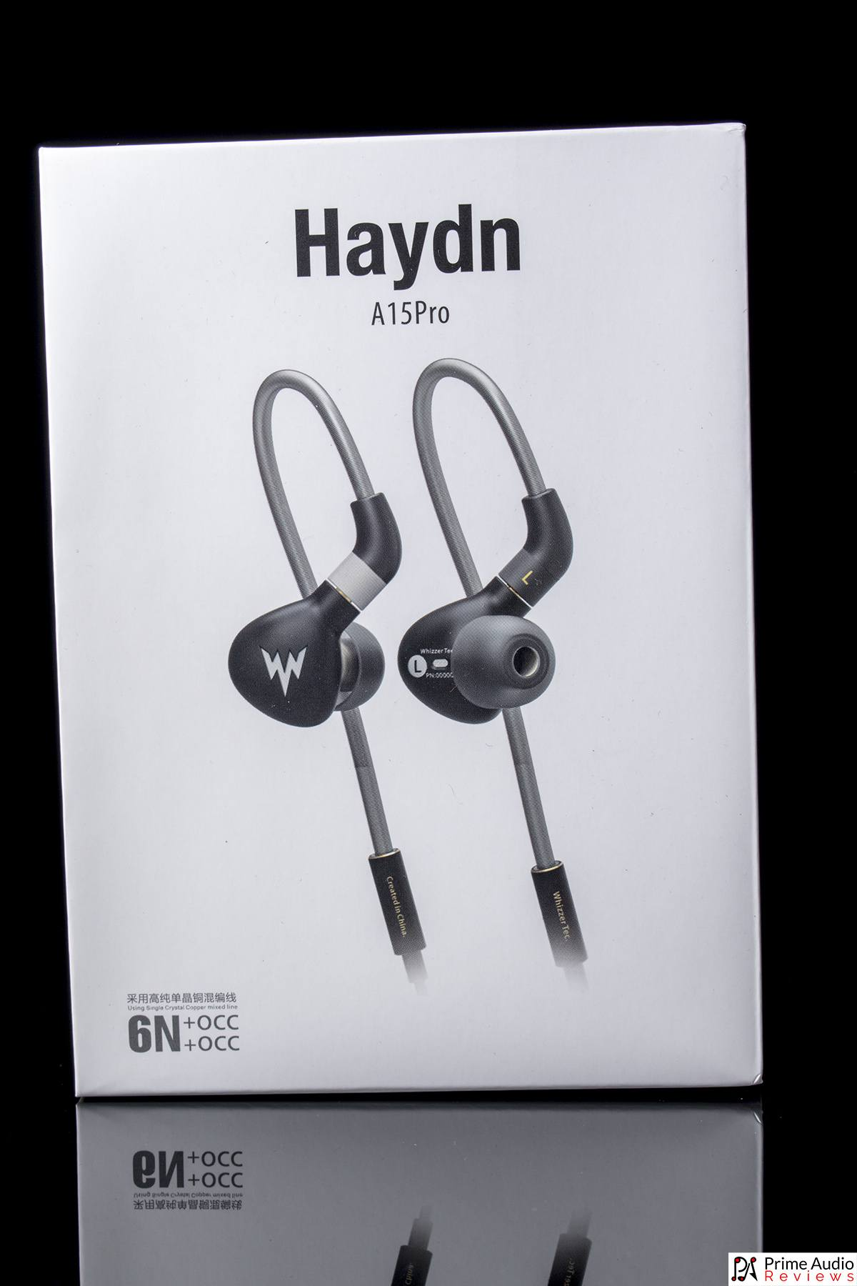 Whizzer Haydn A15 Pro Earphone Review Resolving And Detailed Sound Wiring Diagram