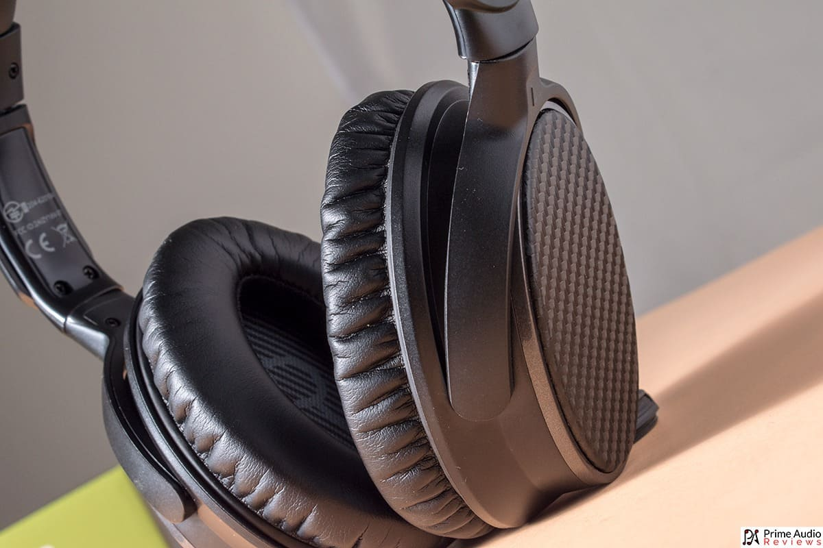 bfb33fa1350 iDeaUSA V201 ANC, Bluetooth headphone review. They're on a roll ...