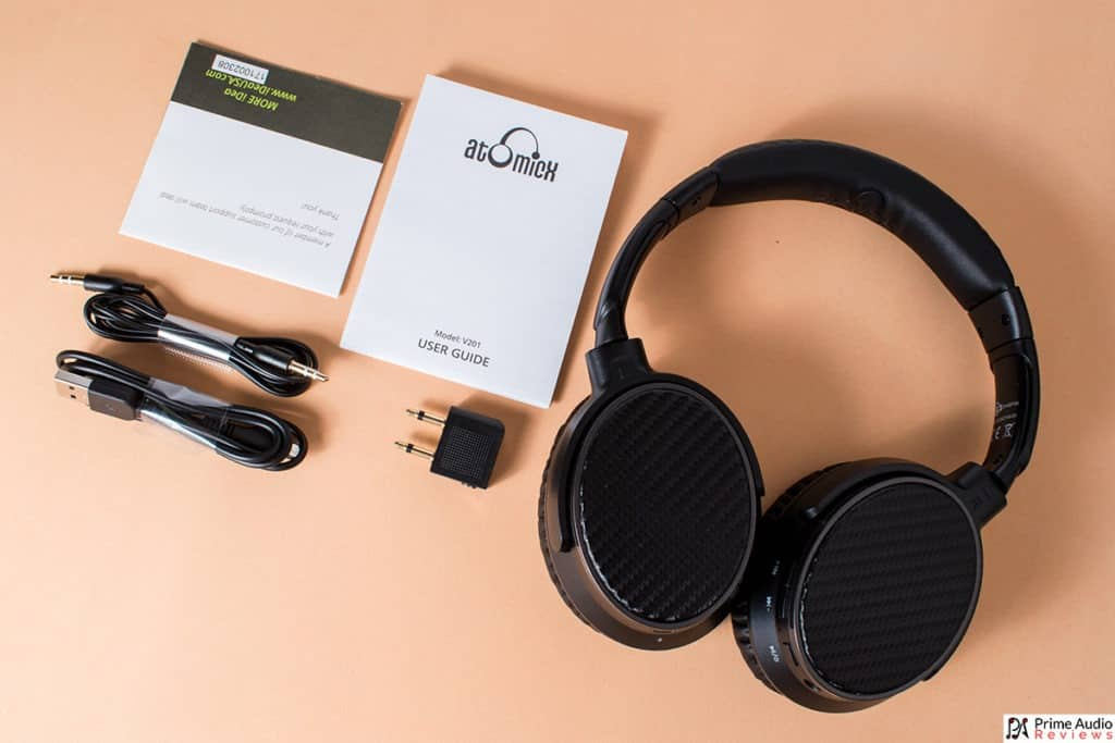 V201 ANC, Bluetooth headphone