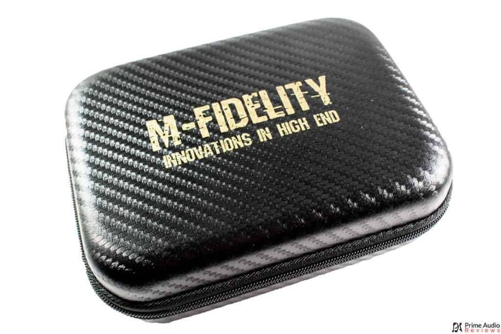 M-Fidelity SA-50 review large case