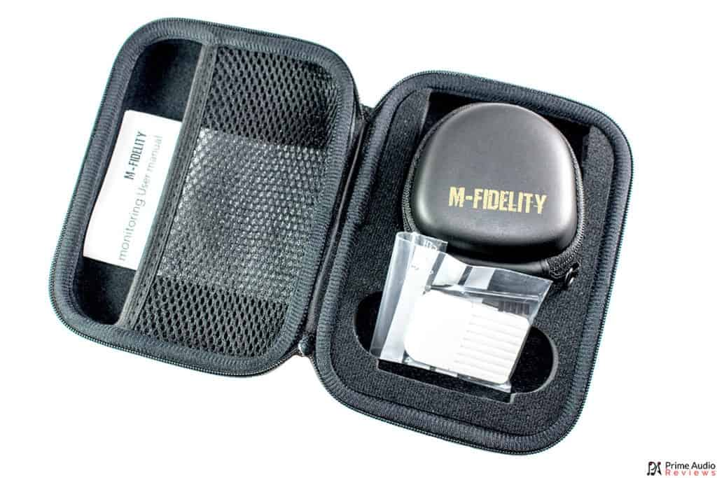 M-Fidelity SA-50 review open case