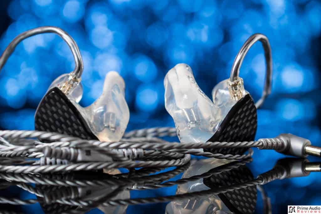 M-Fidelity SA-50 review IEM with cable