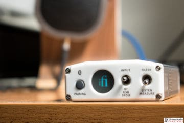 Prime audio reviews nano iOne DAC featured