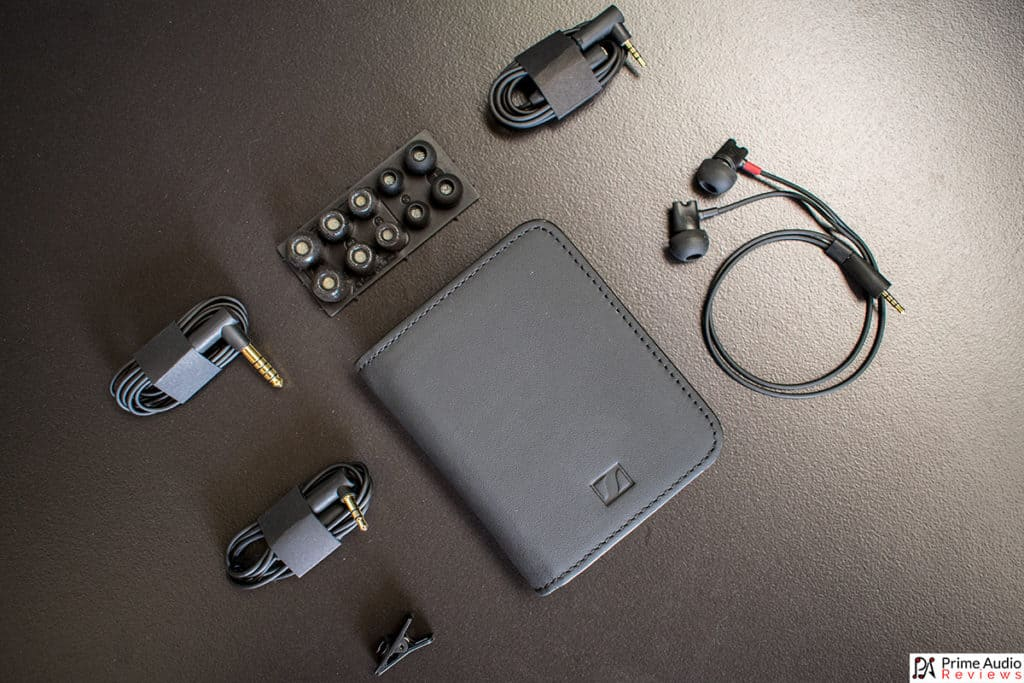 Sennheiser IE 800 S accessories