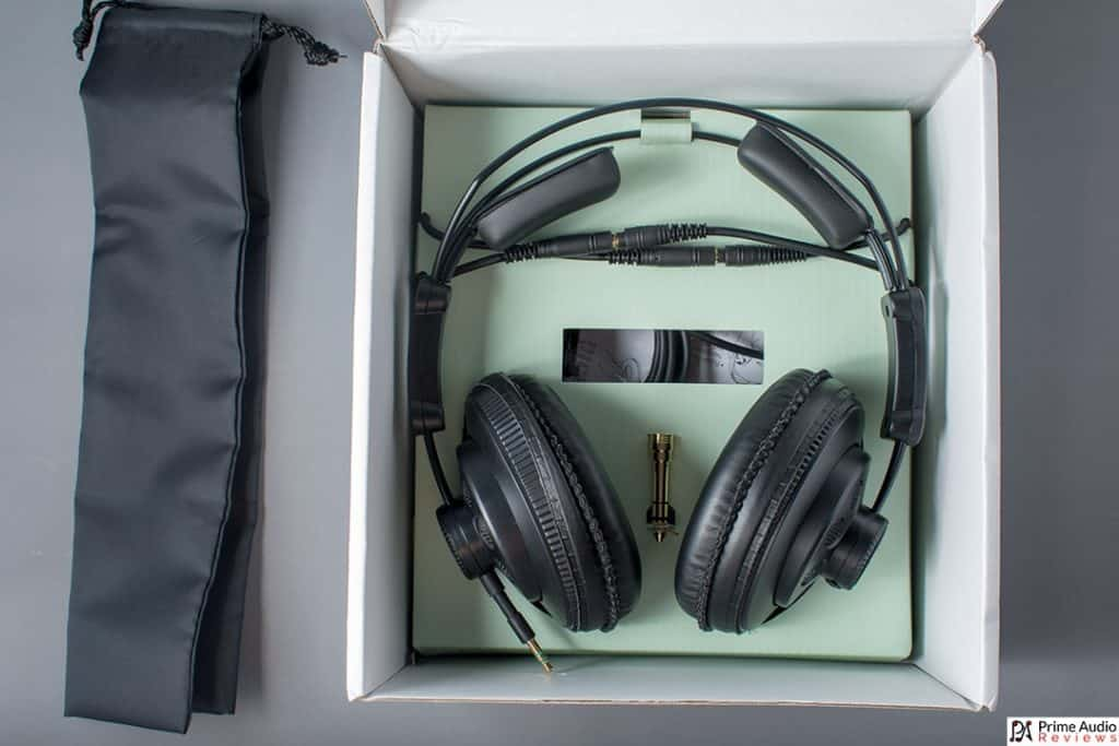 Superlux HD668B box open