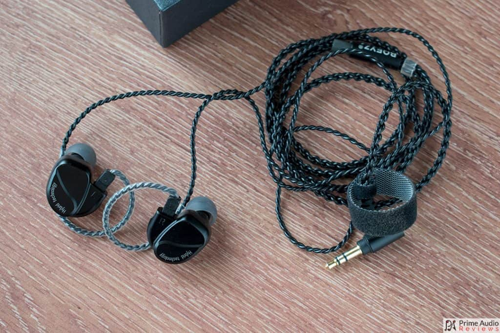 BQEYZ K2 coiled cable