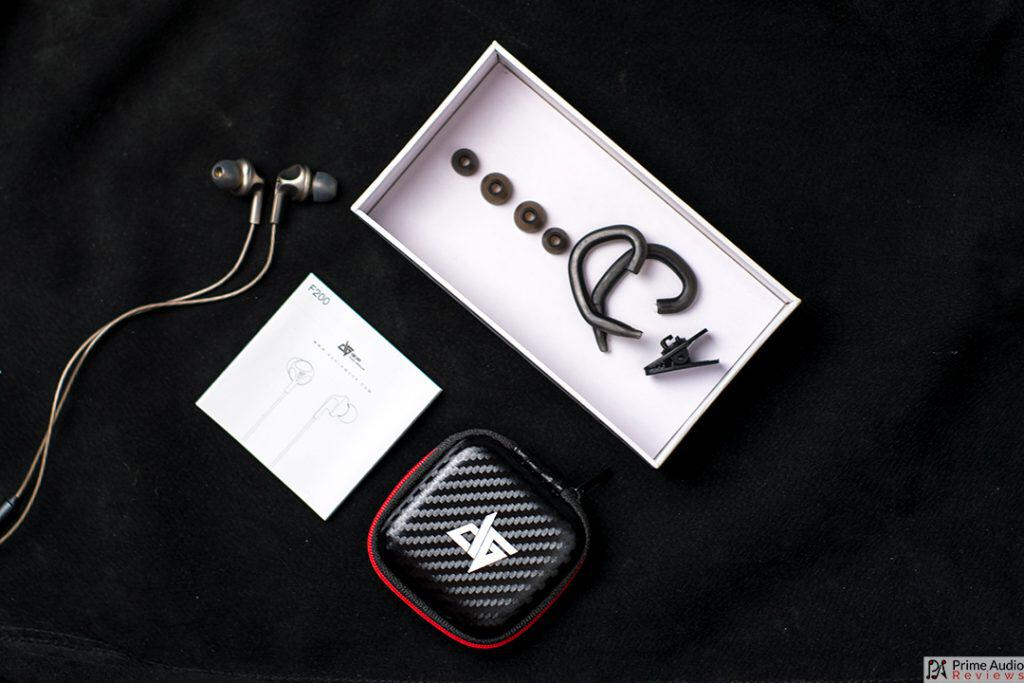Auglamour F200 accessories