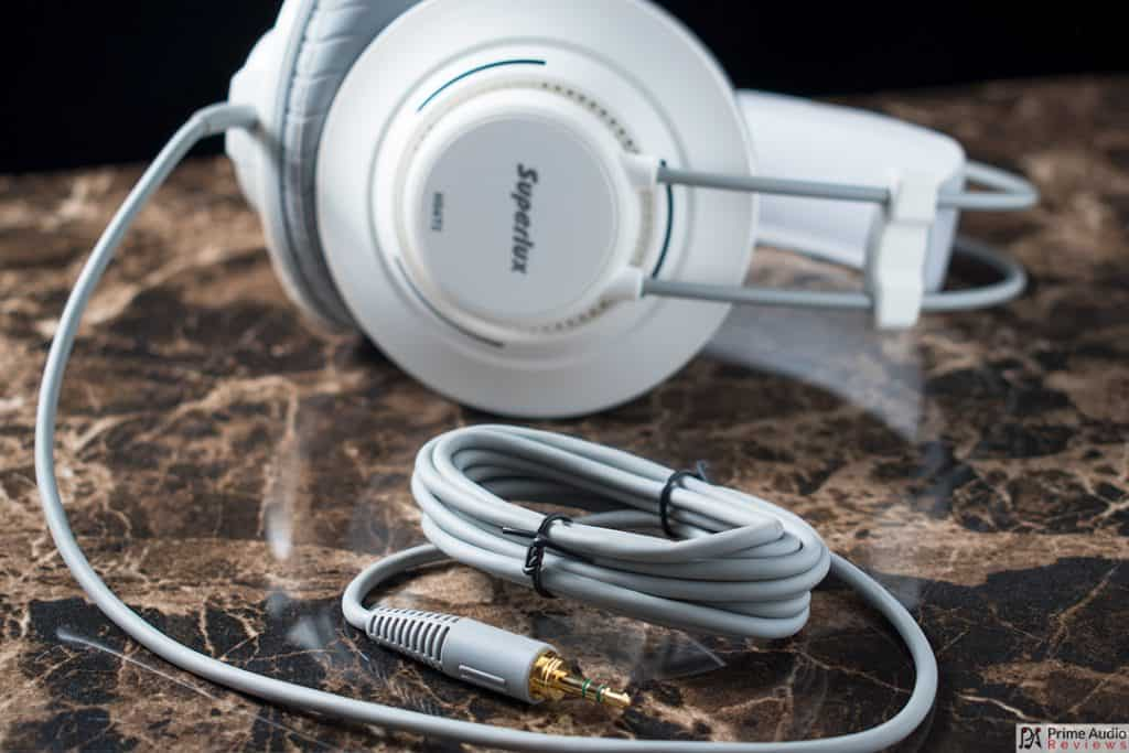 Superlux HD672 cable