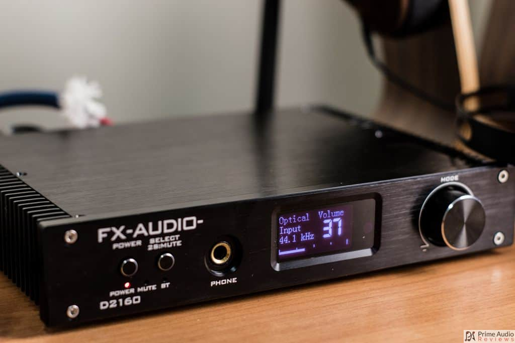 FX-Audio D2160 featured2