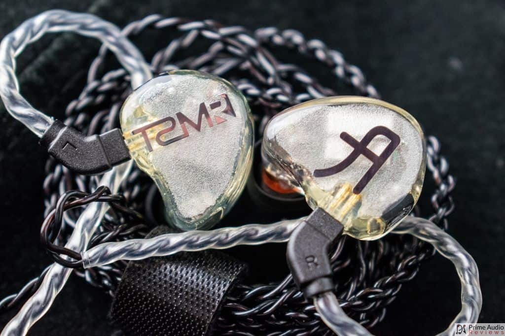TSMR 7-Star faceplates with cable