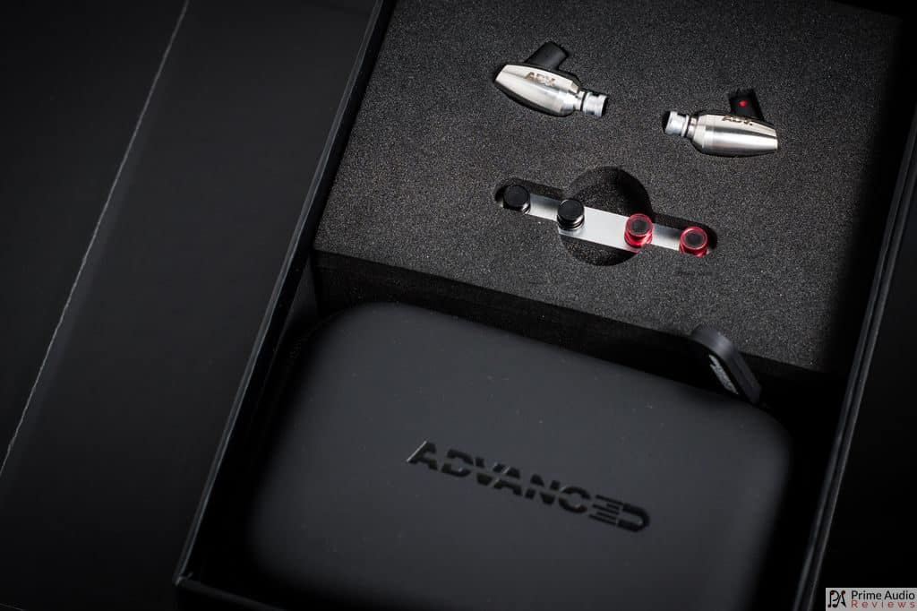 Advanced GT3 unboxing