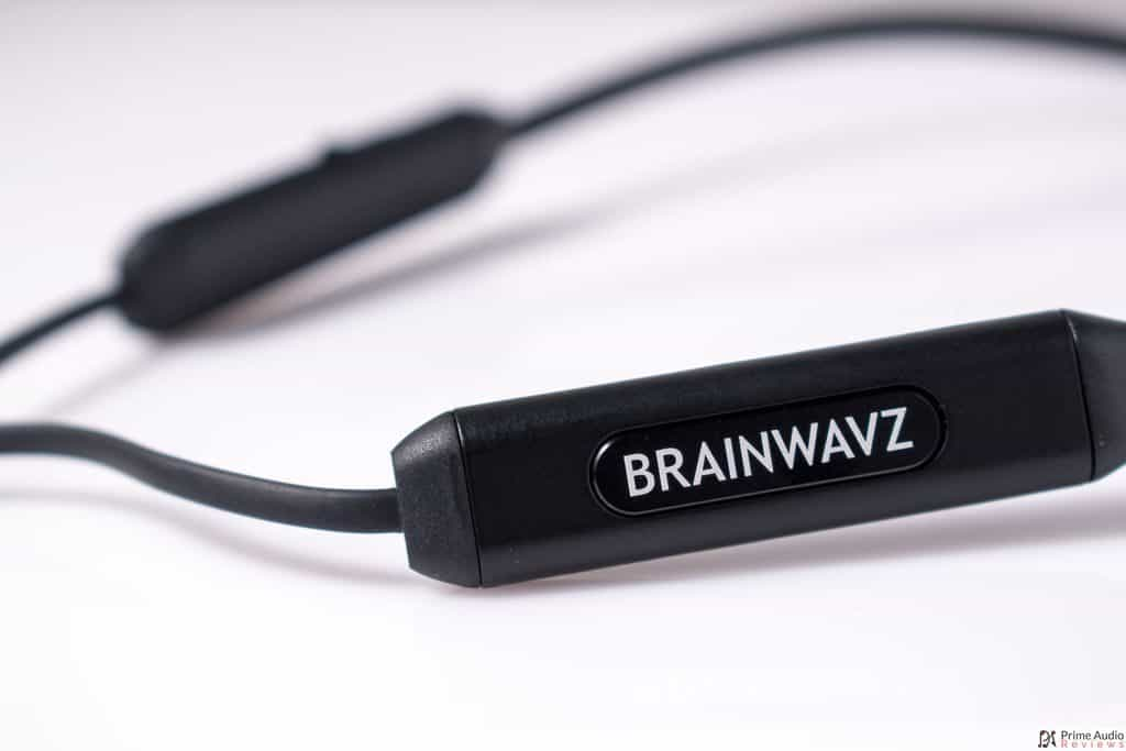 Brainwavz BLU-300 side logo