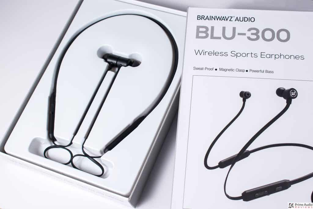 Brainwavz BLU-300 unboxing