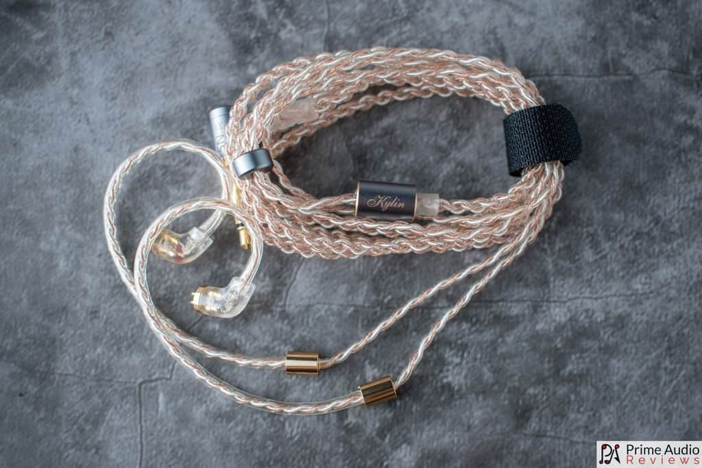 Whizzer Kylin A-HE03 cable wound