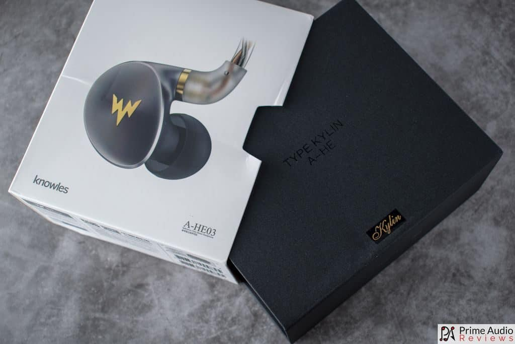 Whizzer Kylin A-HE03 unboxing