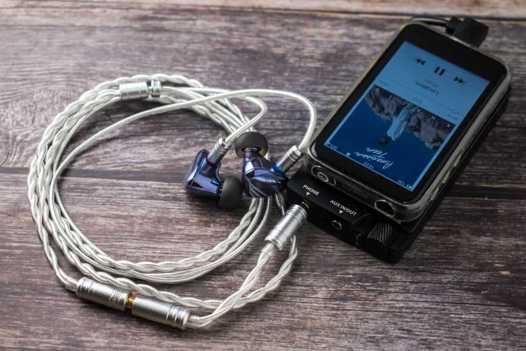 XP-2 with FiiO M6 and IT01s