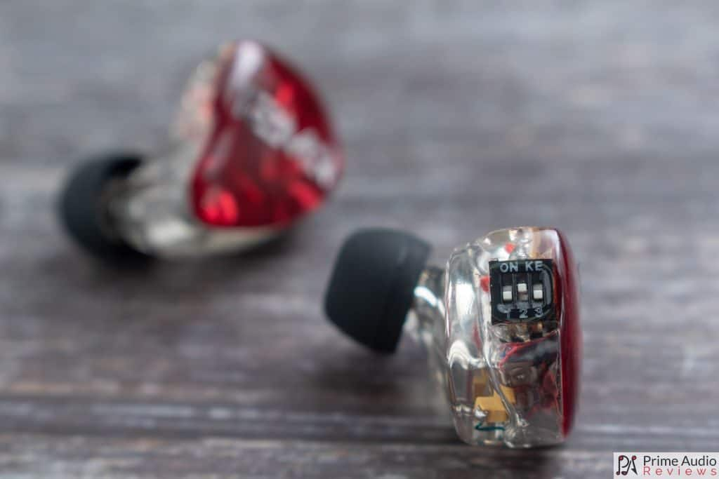 Tuning switches