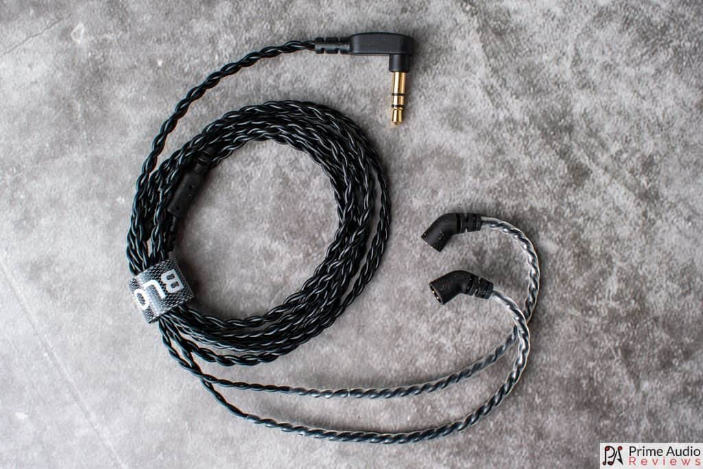 The stock cable included with BL-03