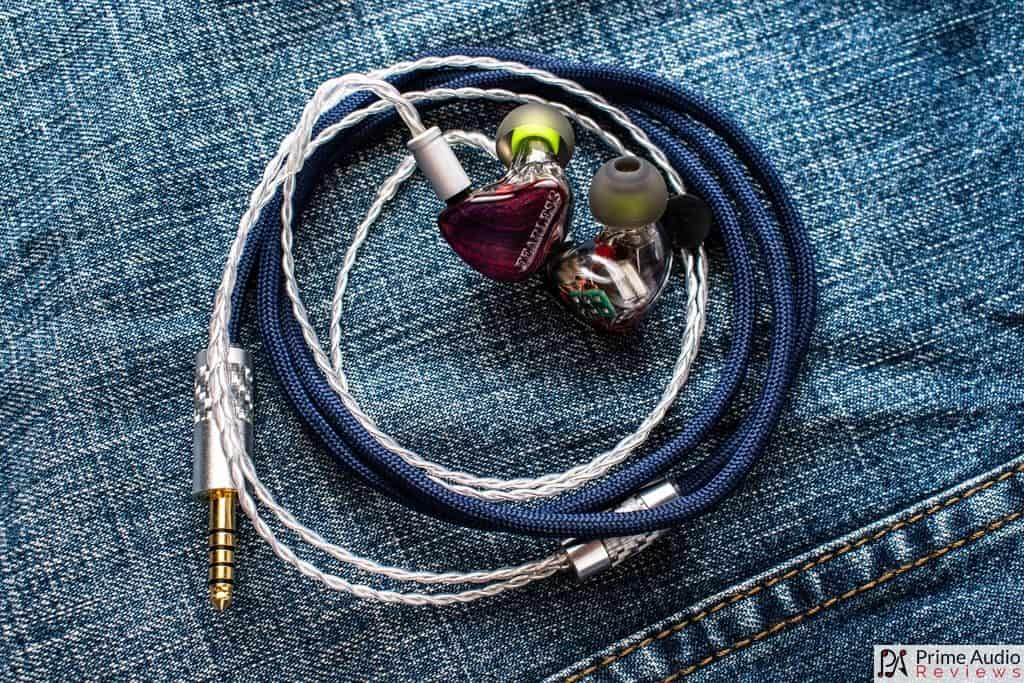 Yuki cable with Fearless Audio S8F IEM