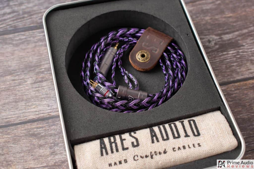 Ares Audio unboxing experience