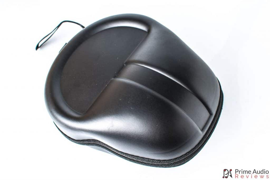 Included carrying case