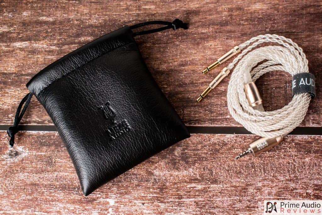 Storage pouch and cable