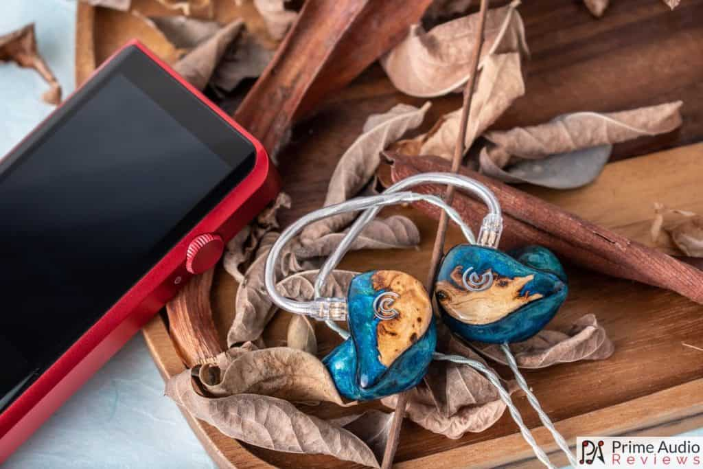 Craft Ears Craft FOUR with Shanling DAP