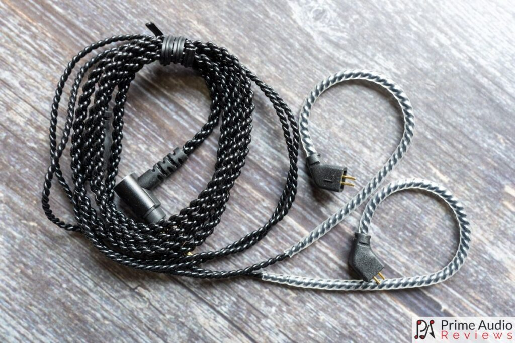 Stock 2-pin Type-C cable