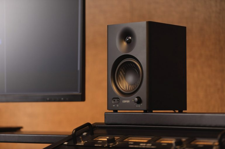 Edifier MR4 speakers first look featured